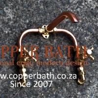 Copper mixer taps 1