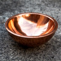 copper basin double wall