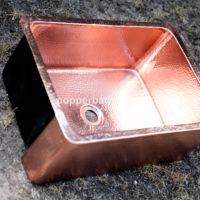 Butlers basin copper trough