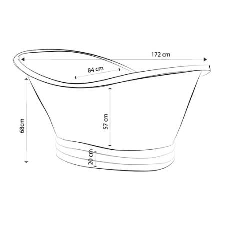 Copper bath schematic diagram