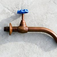 wm 003 Single cold water tap