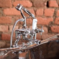Nickel mixer and handshower