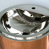 Pedestal Basin Copper Nickel