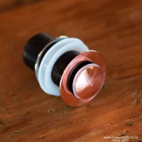 Copper push plug