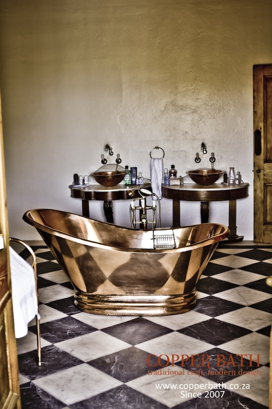 copper cape copper baths basins taps other fittingssolid hand crafted
