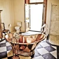 Copper bath installation 2010