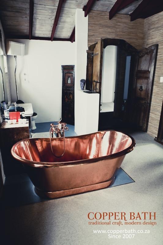 copper bathroom. Copper Bath Fresnay Installation Bathroom