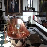 Copper bath Mick Petherick