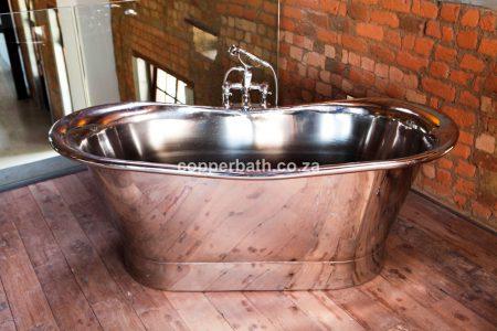 Copper bath nickel plated