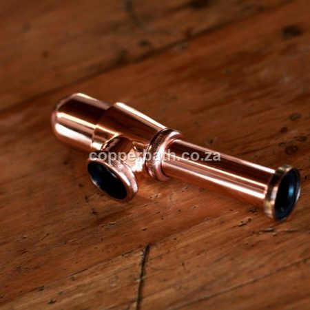 bottle trap brass copper